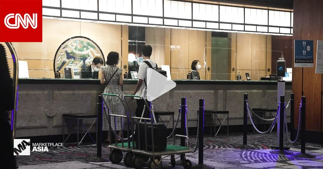 شاهد كيف استغلت الفنادق العمل عن بعد في ظل الوباء؟
