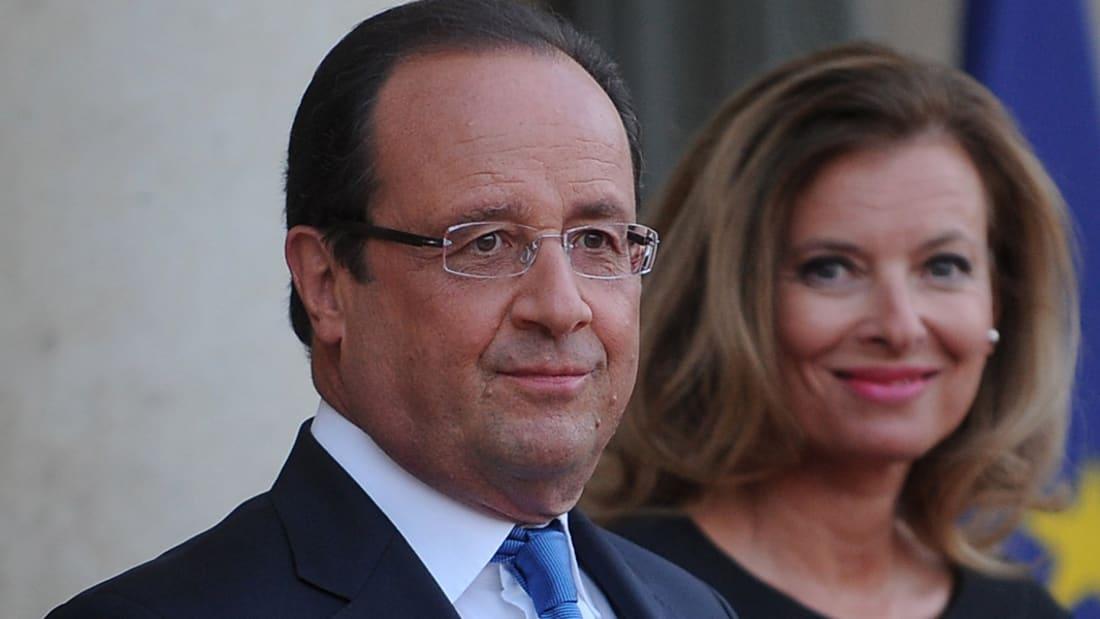 ماذا يقول الفرنسيون عن رئيسهم العاشق؟