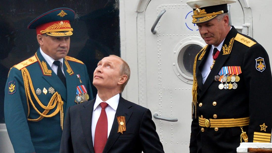بالفيديو.. بوتين في القرم لأول مرة بعد ضمها .. وشرق أوكرانيا يشتعل