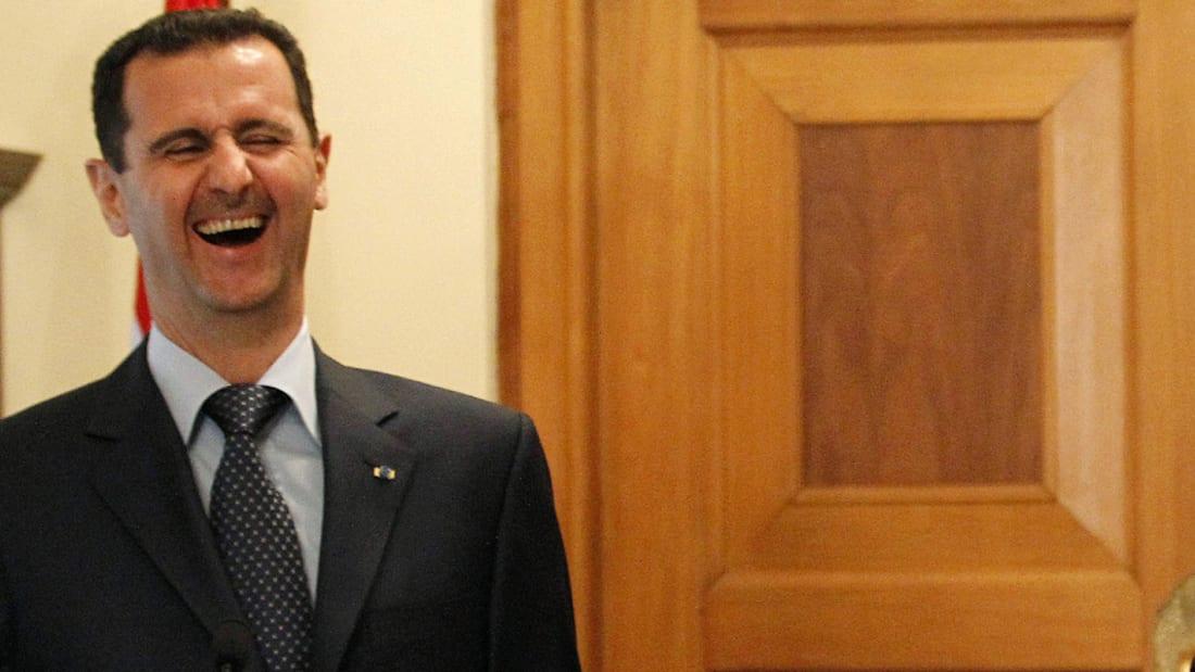 ظهور جديد للأسد وزوجته بدمشق