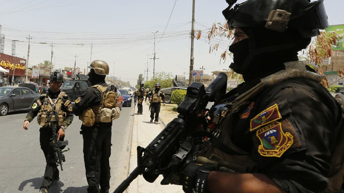 عمليات داعش ترفع التأهب بالسفارة الأمريكية والأسعار في بغداد