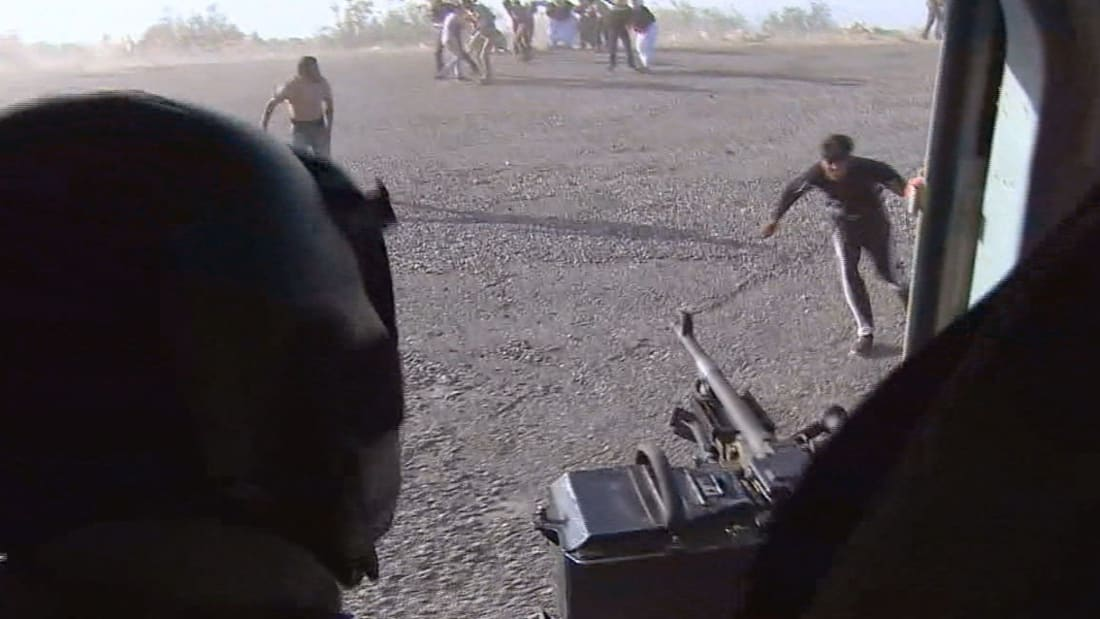 """بالفيديو.. بمشاركة CNN.. """"مهمة إنقاذ بطولية"""" خلف خطوط """"داعش"""" في جبال سنجار"""
