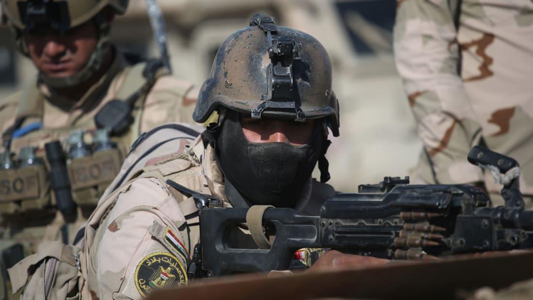 CNN تشهد تدريبات عسكرية للعراقيين على يد أمريكيين تطوعوا لمواجهة داعش