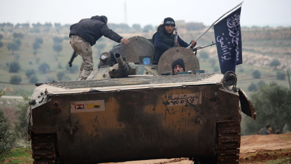 """سوريا.. تشكيل """"فتح حلب"""" يحشد 21 ألف مقاتل ومعارك عنيفة لحسم السيطرة على """"جسر الشغور"""""""