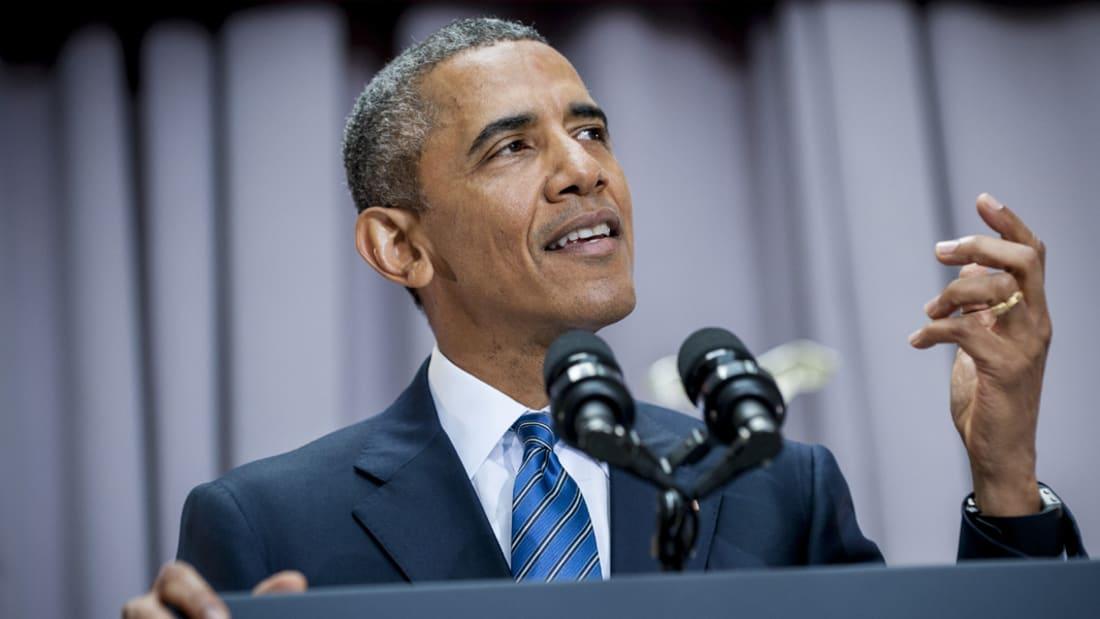 """أوباما لـ CNN: المرشد الإيراني لا يريد أن يسمع ولست مهتماً بمواجهته على """"تويتر"""""""