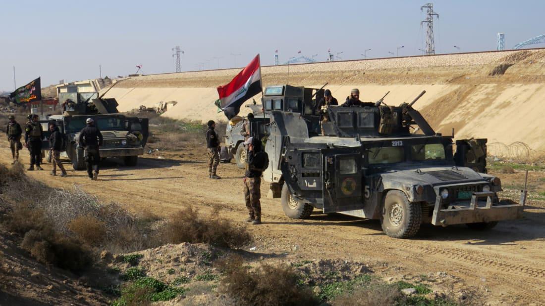 حصريا.. جنود عراقيون على الخطوط الأمامية بمعركة الرمادي: داعش سيدحر قريباً