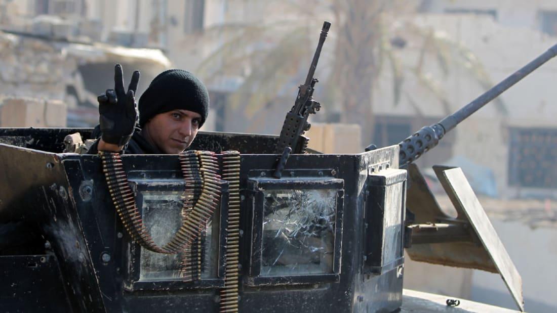 بالفيديو: من قلب معارك الجيش العراقي ضد داعش بالرمادي