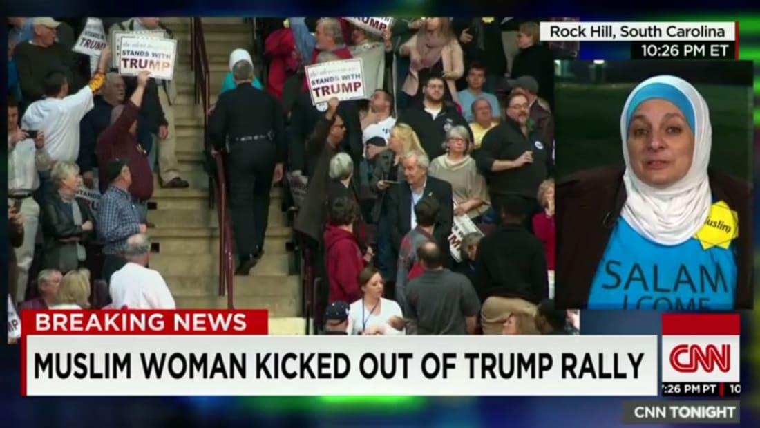 شاهد تصريحات دونالد ترامب المتخبطة حول المسلمين منذ بداية سباق الانتخابات الرئاسية الأمريكية