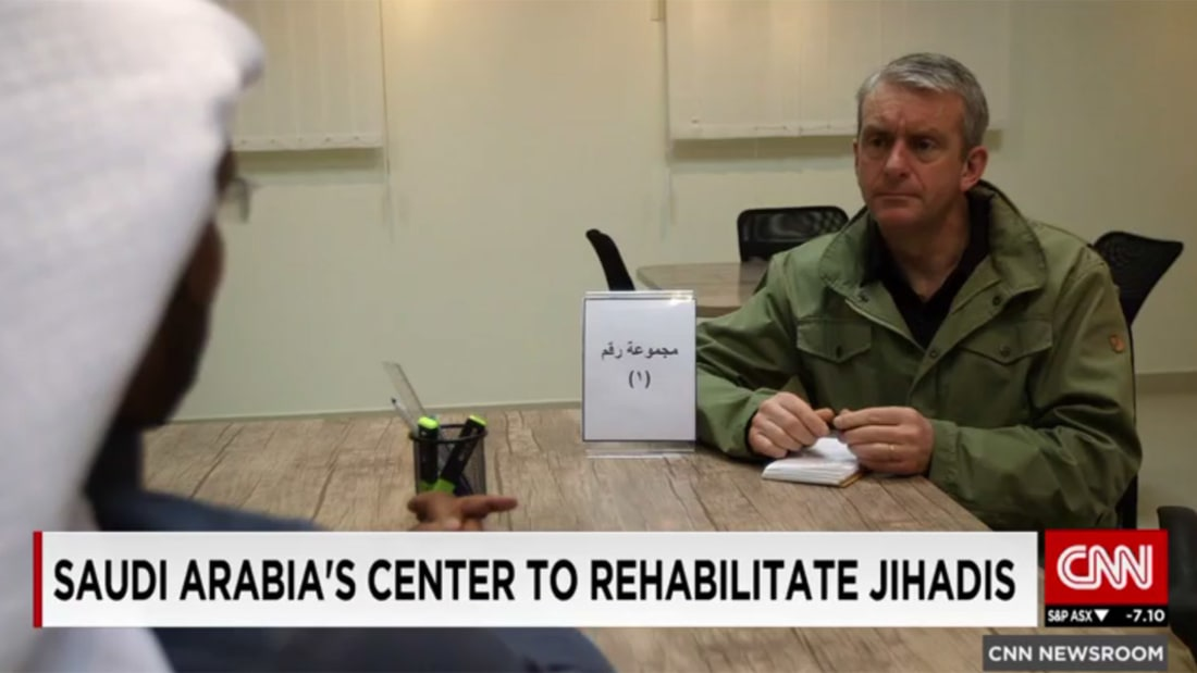 بالفيديو: CNN في جولة بمركز محمد بن نايف للمناصحة وإعادة تأهيل الجهاديين في السعودية