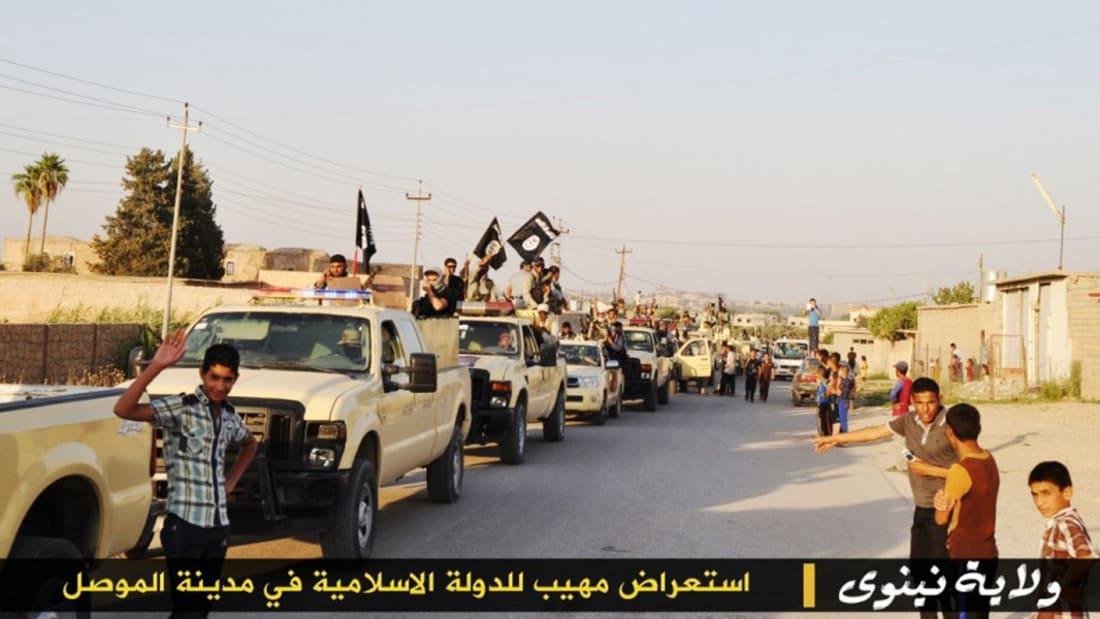 """شاهد.. هل يغير """"داعش"""" قواعد اللعبة بـ""""الكيماوي""""؟"""