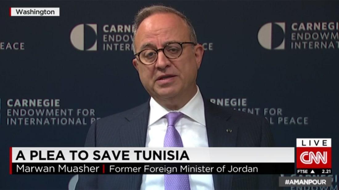 بالفيديو.. اللجنة الرباعية للحوار الوطني في تونس تفوز بجائزة نوبل للسلام