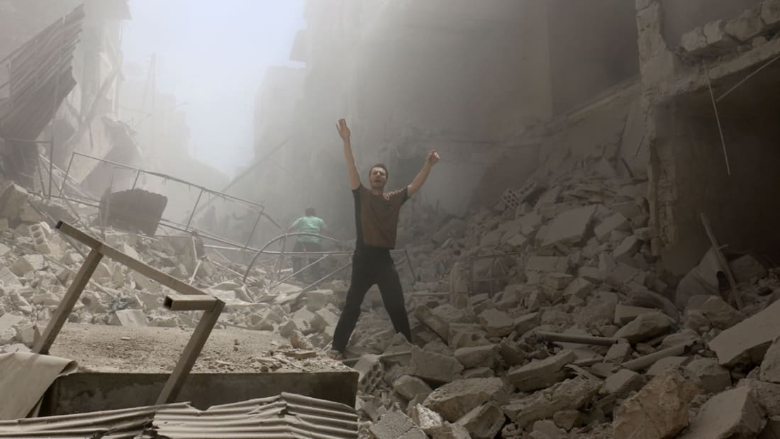 تمزق اتفاق وقف إطلاق النار في حلب السورية بعد قصف مستشفى للمعارضة