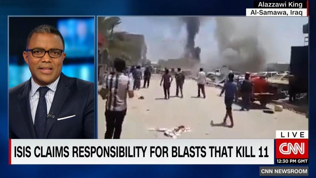 """حصريا عبر عدسة CNN: هدوء ما قبل """"معركة تحرير"""" الموصل من """"داعش"""""""