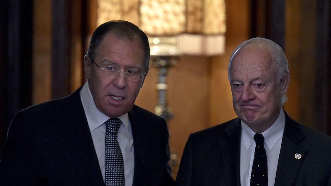 هل تسعى أمريكا وروسيا للسلام في سوريا أم لمراعاة مصالحهما؟