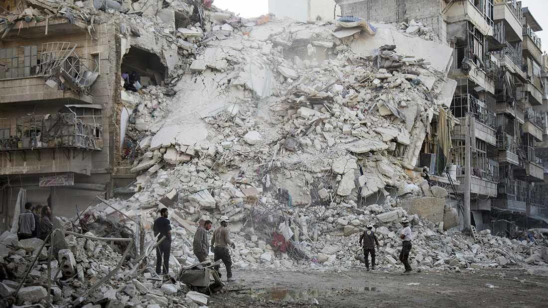 """قائد بالجيش الحر لـCNN: لا """"نصرة"""" في حلب ونريد صواريخ ضد الطائرات"""