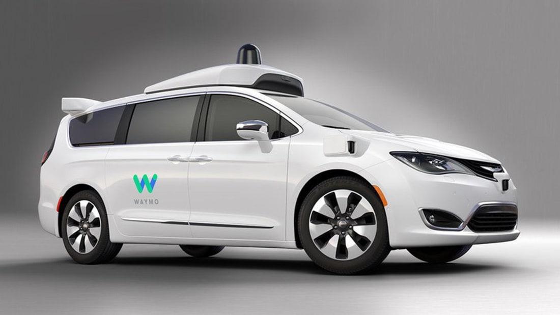 """تعرف إلى سيارة غوغل ذاتية القيادة """"وايمو"""""""