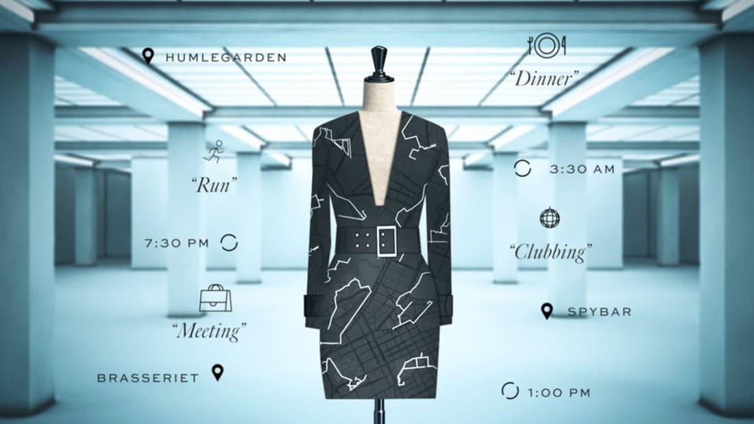 """عرض أزياء مخصص لـ""""مهووسي التكنولوجيا"""""""