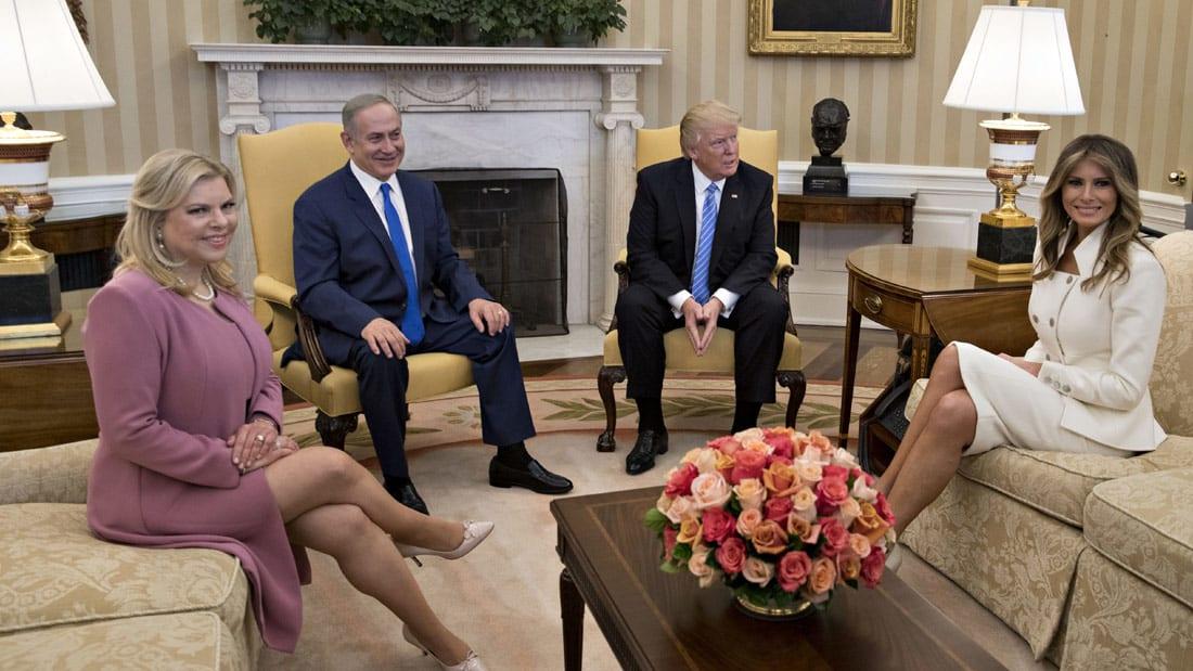 ترامب يستقبل نتنياهو في البيت الأبيض
