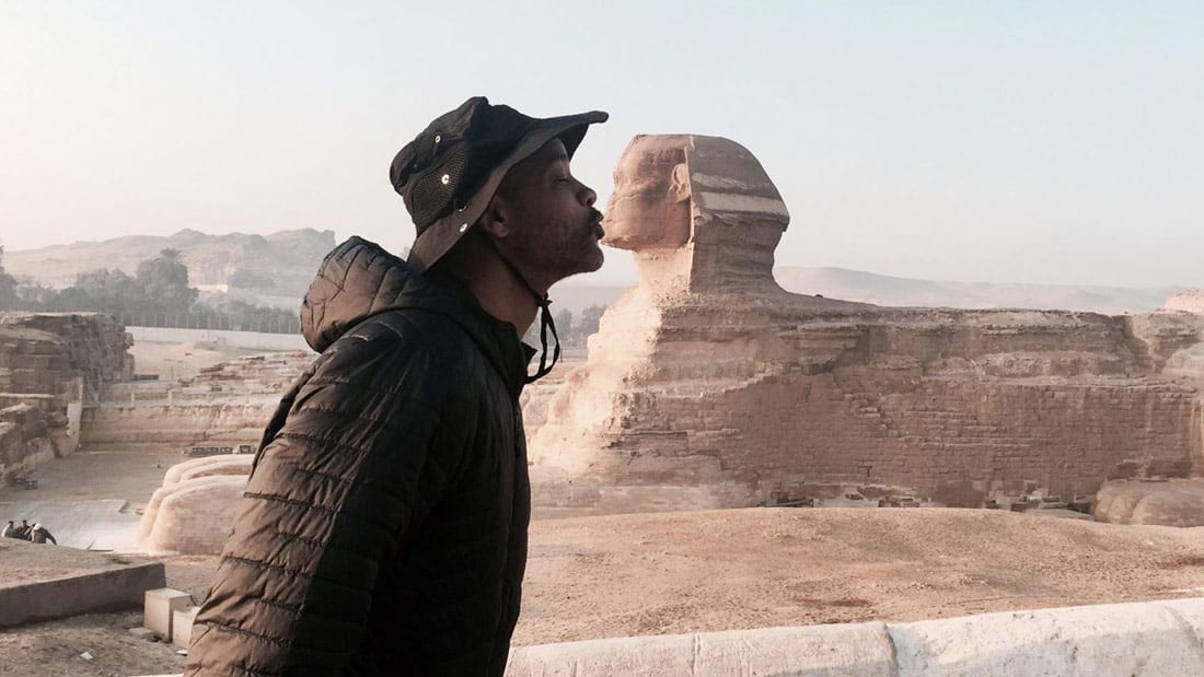 اكتشاف قد يساعد في فهم طريقة بناء إهرامات مصر