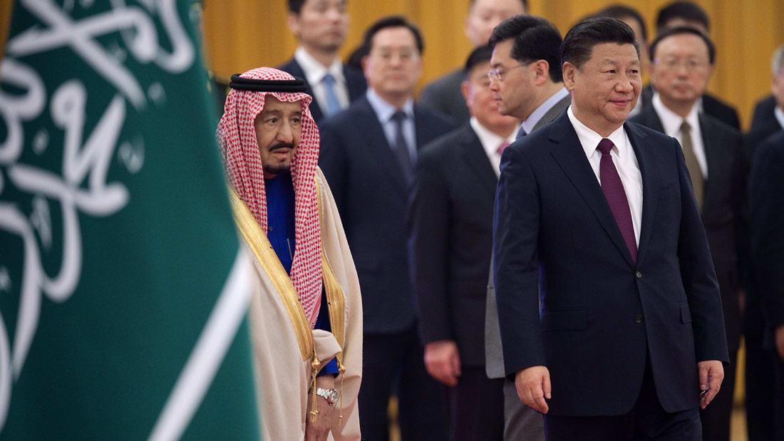 ماذا تعني جولة الملك سلمان للصين واليابان اقتصادياً؟