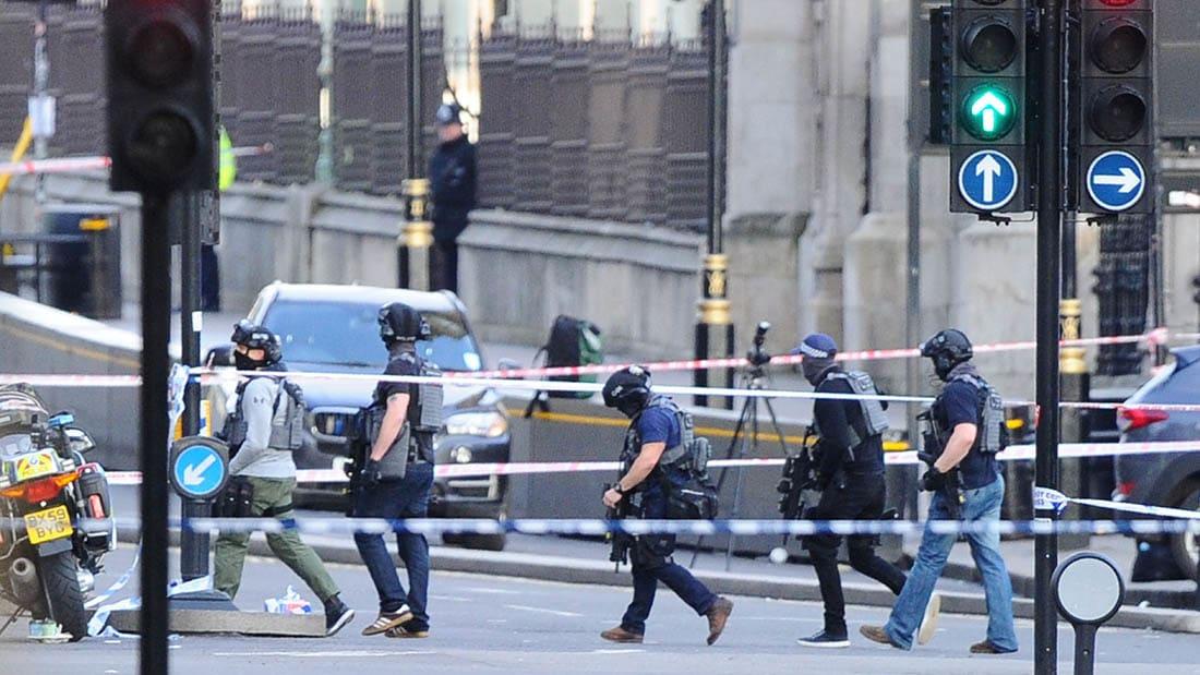 هجوم البرلمان البريطاني.. كيف حدث بالتفاصيل؟