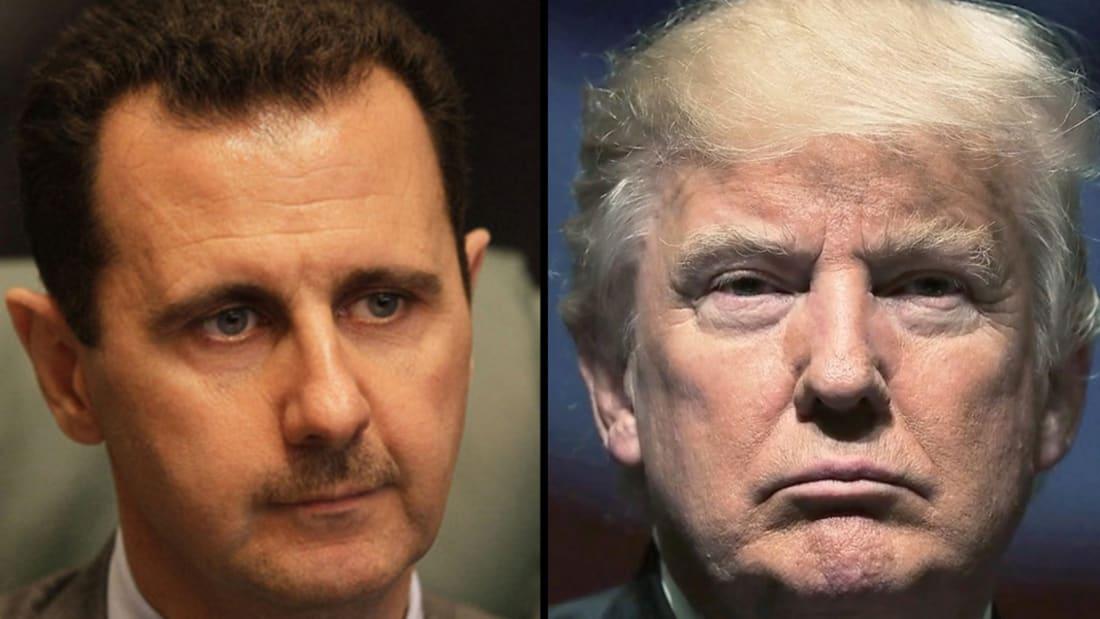 """دونالد ترامب عن بشار الأسد: """"هذا حيوان"""""""