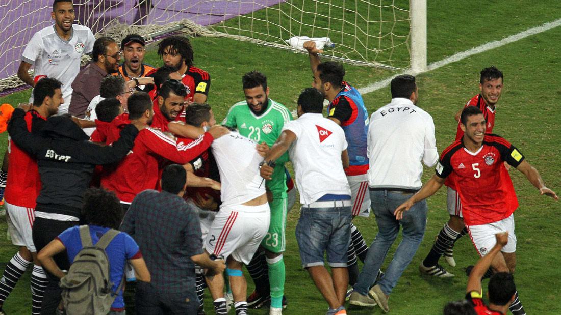 خلال عام.. كيف صنع المصريون إنجاز التأهل إلى كأس العالم للمرة الثالثة؟
