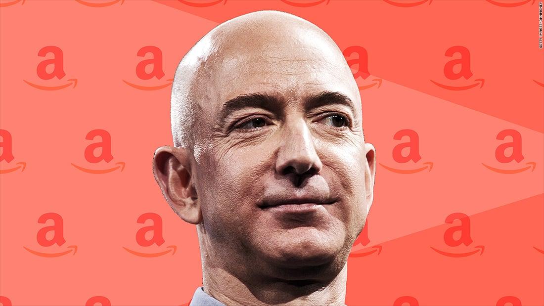 """شاهد كيف افتتح المدير التنفيذي لـ""""أمازون"""" أكبر مزرعة رياح في العالم"""