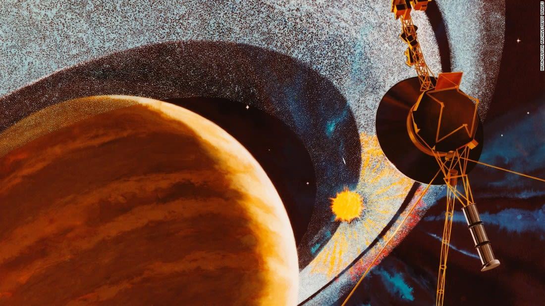 """ناسا تحتفل بـ40 عاما على إطلاق مهمة """"فوياغر"""""""