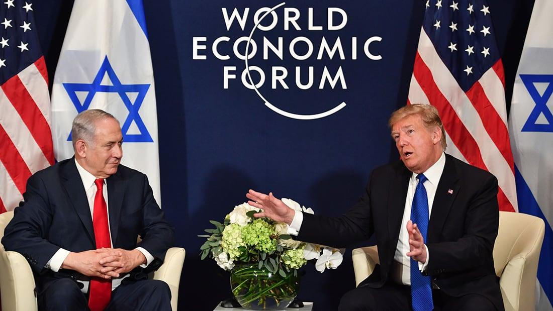 ترامب: القدس خارج المفاوضات.. وسننقل سفارتنا إليها العام المقبل