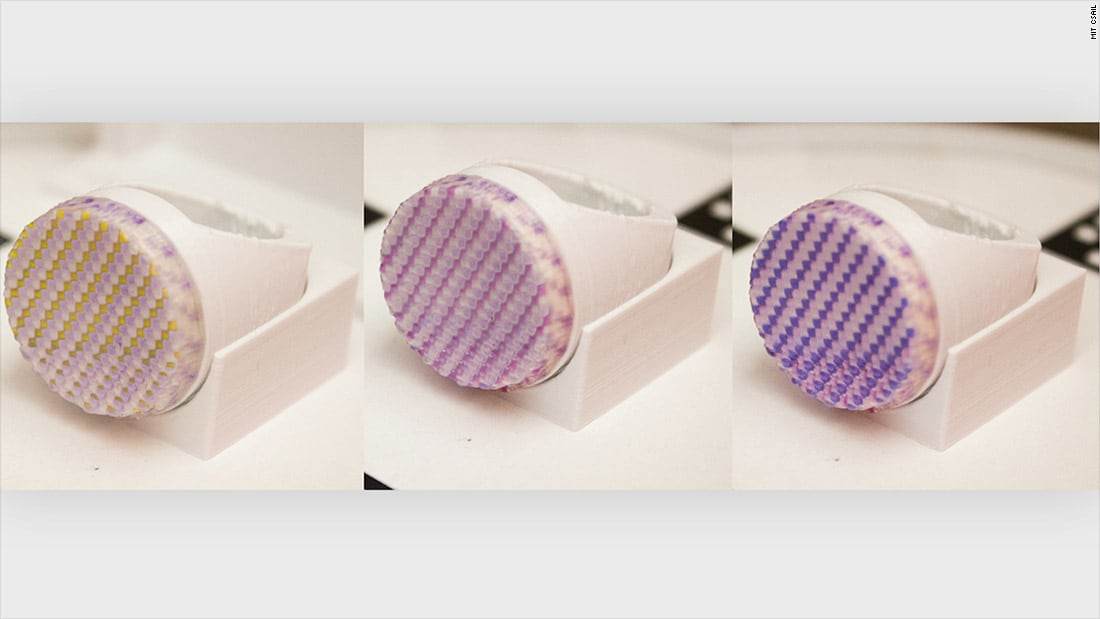 شاهد.. مختبر يحاول طبخ الطعام بطابعات ثلاثية الأبعاد والليزر