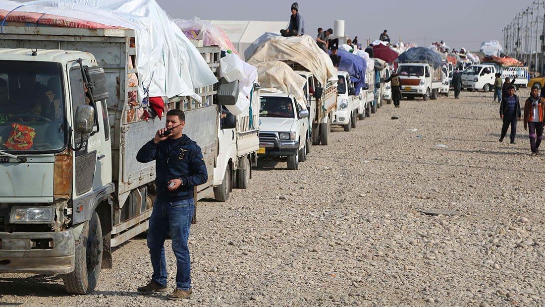 رائحة الموت ما زالت باقية.. كيف أصبحت الموصل بعد 6 أشهر من هزيمة داعش؟