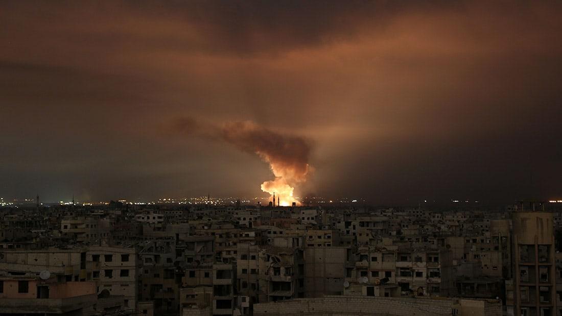 الغوطة الشرقية.. جحيم على الأرض يحتاج إلى خلق كلمات جديدة لوصفه