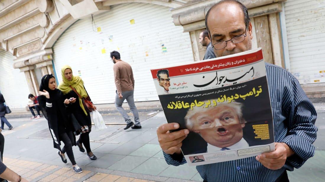 رئيس الموساد السابق لـCNN: اذا انهار الاتفاق النووي مع إيران سنصبح في غابة
