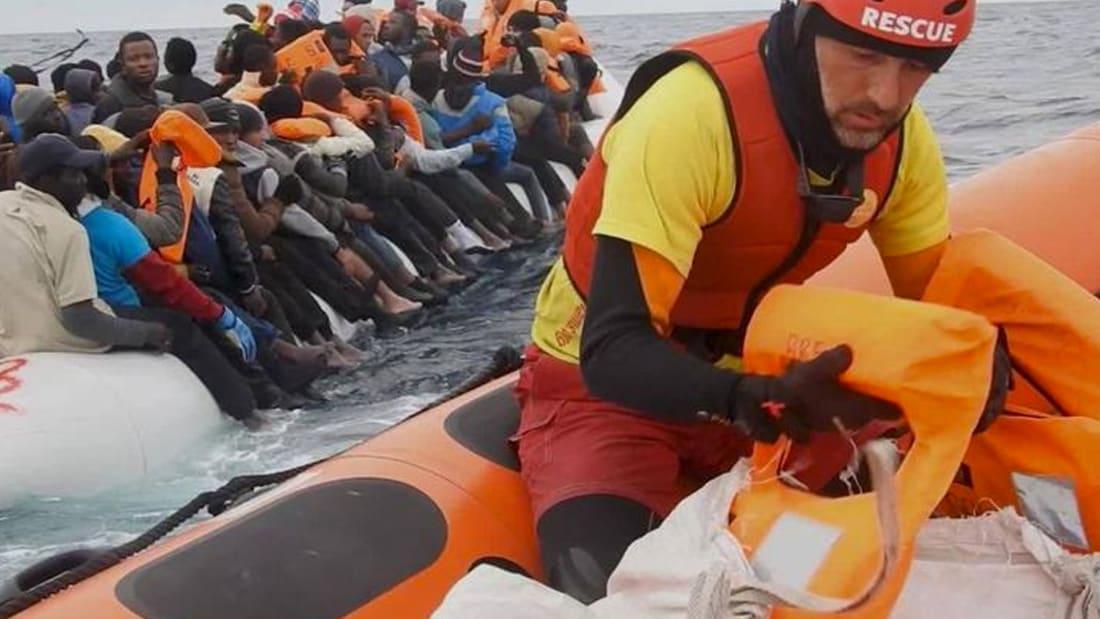"""مراسلة CNN تزور """"بطلاً"""" هرب من العبودية في ليبيا"""