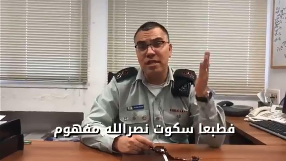 وزير خارجية لبنان يعلق لـCNN على تصريح نصرالله حول القدس