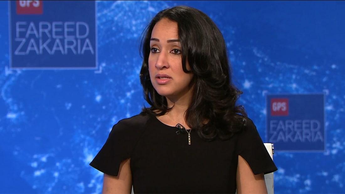منال الشريف لـCNN: الحرية في السعودية بشروط ولي العهد