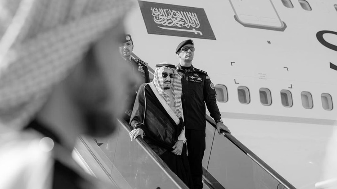 بعد مقتله.. نظرة على حياة عبدالعزيز الفغم حارس الملك سلمان