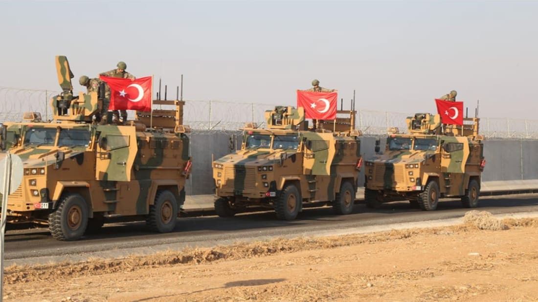 كاميرا CNN ترصد فوصى رأس العين السورية بعد هجمات تركيا