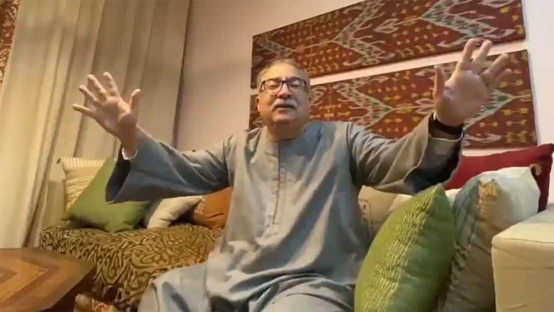 هذه الراقصة تعيد إحياء رقصة صوفية قديمة في شوارع القاهرة