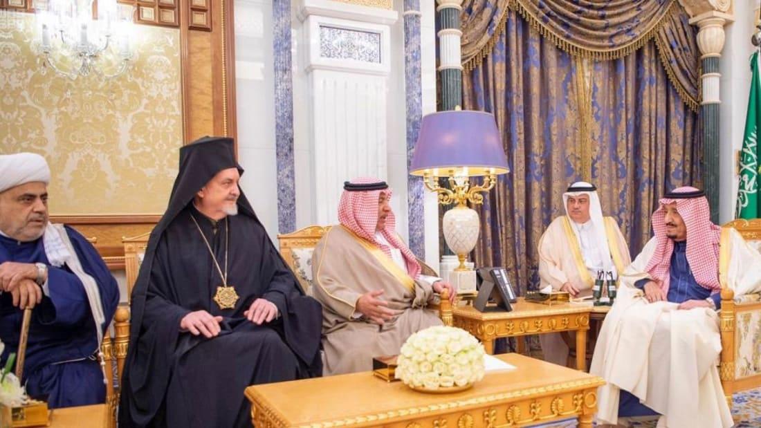 جون كيري: الملك عبد الله كان شريكا شجاعا للعالم وسعى لحوار الأديان