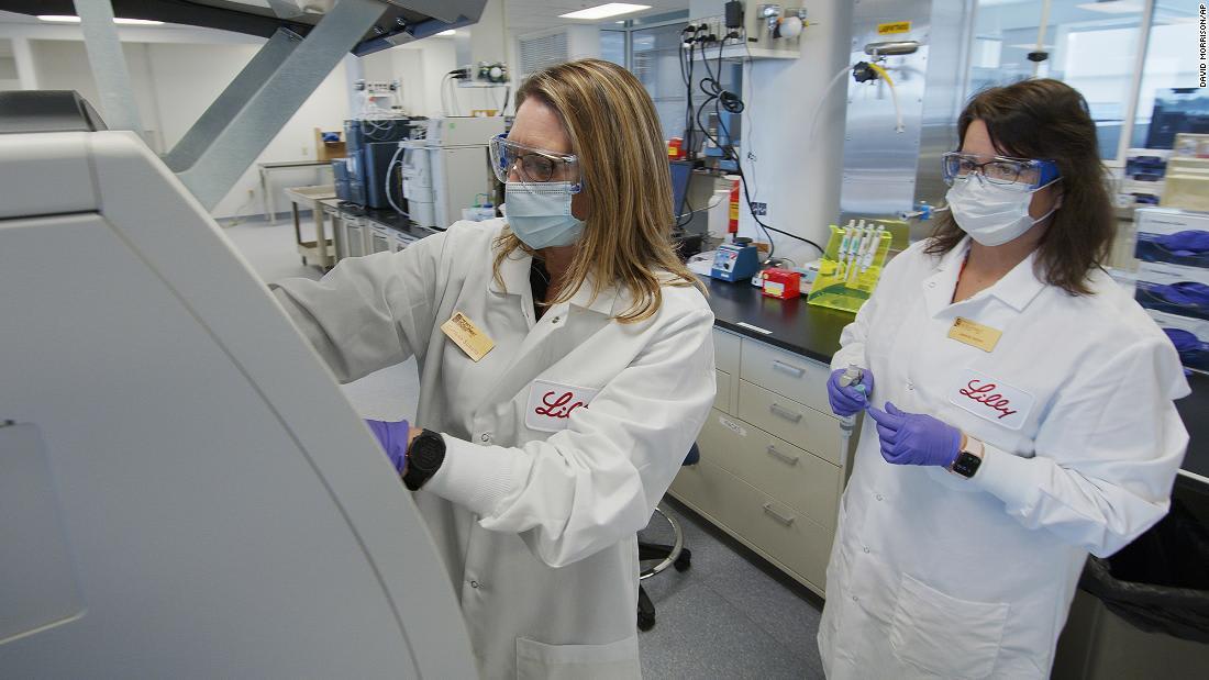 تعليق تجارب علاج كورونا بالأجسام المضادة يشبه الذي حصل عليه ترامب