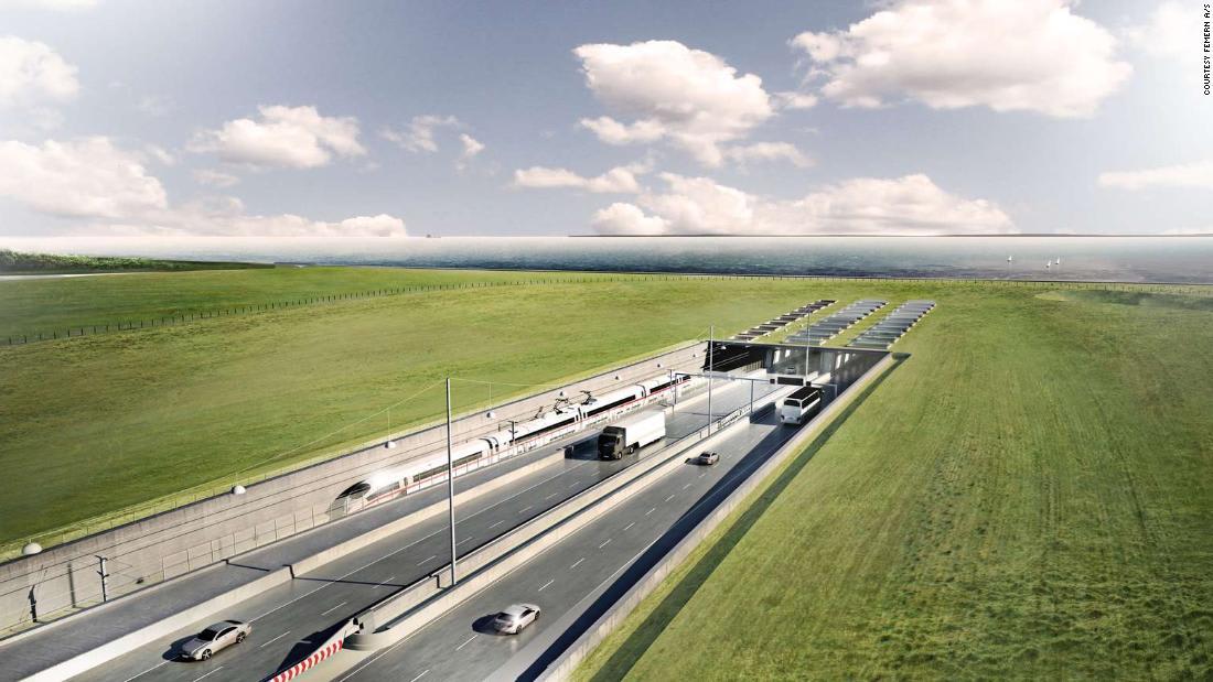 اكتمال أطول نفق للسكك الحديدية بالعالم قريبا