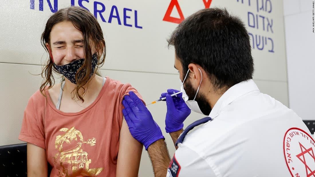 """بيانات من اسرائيل: لقاح """"فايزر"""" ضد فيروس كورونا تنخفض فعاليته مع انتشار """"دلتا"""""""