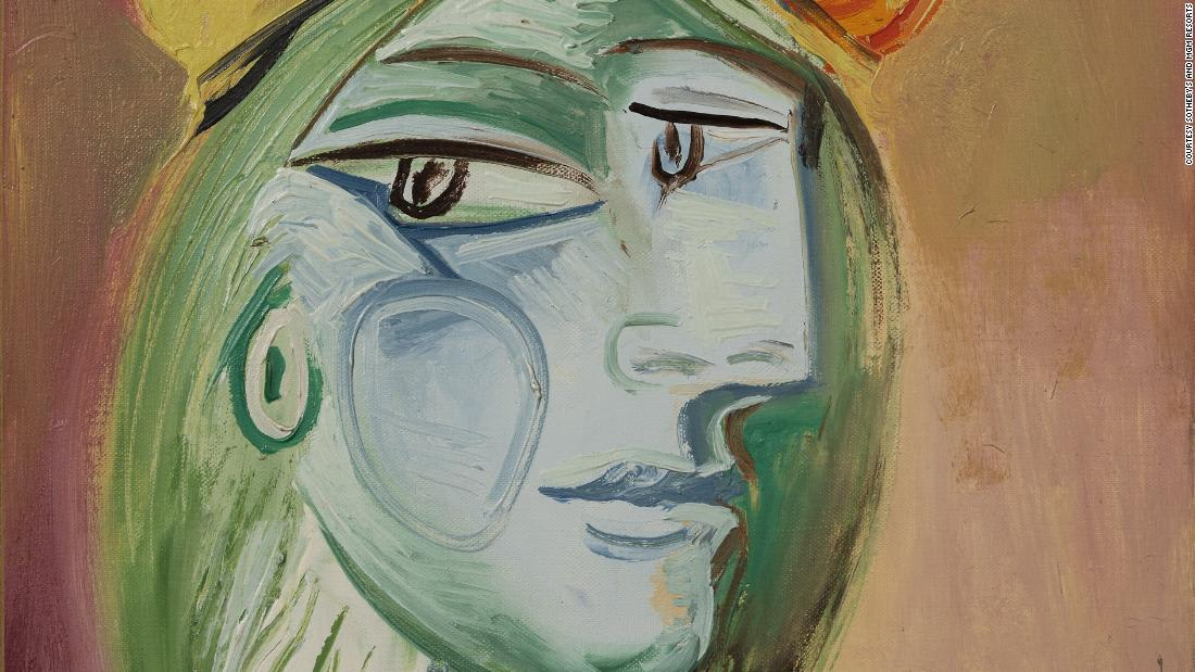 لوحة عمرها 100 عام تظهر لأول مرة.. وتعرض في مزاد من توقيع الفنان فان جوخ