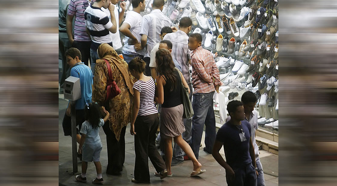 افتاء مصر تبت رأيها بالتحرش نتيجة نوع وصفة ملابس الفتاة