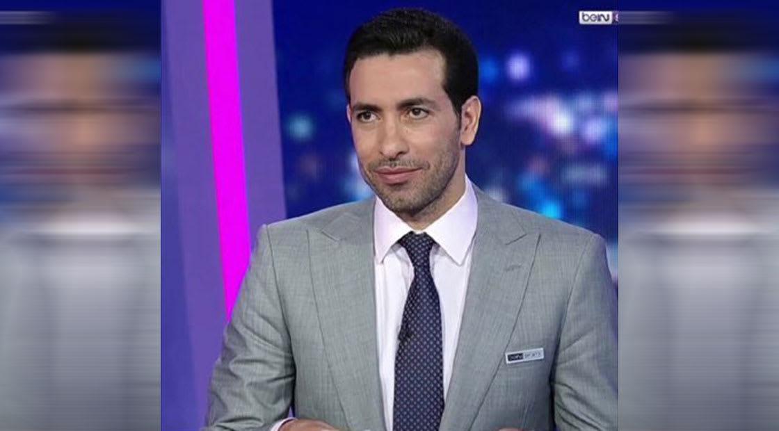 اللاعب المصري محمد أبوتريكة