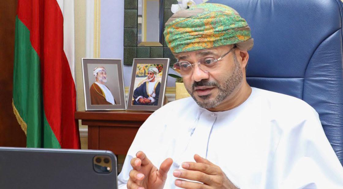 بدر البوسعيدي وزير خارجية عُمان الجديد