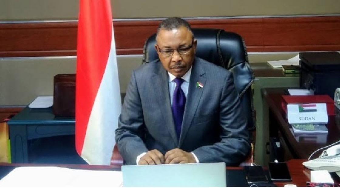 وزير خارجية السودان المكلف يعفي الناطق باسم وزارته بعد تصريحاته عن إسرائيل