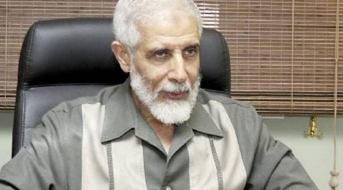 صورة أرشيفية لمحمود عزت نشرتها جماعة الإخوان عبر حزب الحرية والعدالة